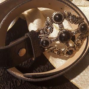 Cache Authentic belt